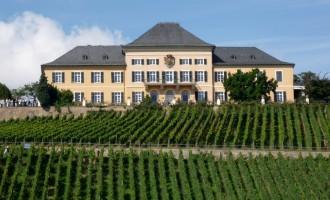Castillo-Bodega de Johannisberg en Rheingau