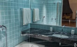 Baño habitación de invitados