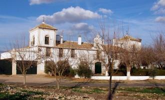 Casa principal de la Dehesa de Zacatena
