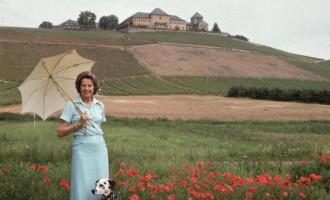 La Princesa Tatiana en Johannisberg
