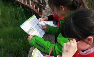 Visita con niños a Las Tablas de Daimiel